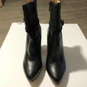 BGBGMAXAZRIA boots 9 1/2 Black NWOT